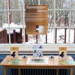 Villa Elfvikin luontotalo - kuva: Tuomas Heinonen