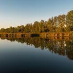Suomenoja ja kuumailmapallo - Kuva Paul Stevens
