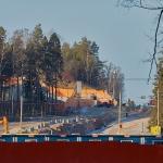 Näkymä Finnoonsillalle - Kuva Jukka Ranta
