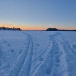 Nuottalahden aamu - Kuva Jukka Ranta