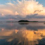 Nuottalahti ja pilvi-Kuva Paul Stevens