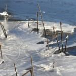 Jääkoristeita - Kuva: Tommi Heinonen
