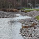 Djupsundsbäckenissä on runsaasti vettä - Kuva: Jukka Ranta