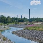 Kaitaantien varrella on rakentamisen merkkejä - Kuva Jukka Ranta