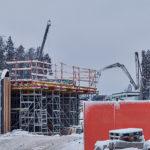 Finnoonsilta rakentuu - Kuva: Jukka Ranta