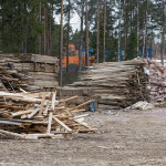 Finnoonsillan lautatarha - Kuva: Jukka Ranta