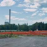Finnoonsilta ja metrokeskus - Kuva: Jukka Ranta