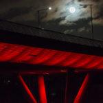 Silta ja sillan valot