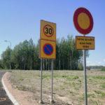 Uusi tie, rakentaminen jatkuu, heinäkuun kooste – Muutosraportti, viikot 29-30/19.