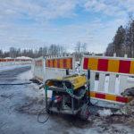 Kaukokylmää/kaukolämpöä - Kuva: Jukka Ranta
