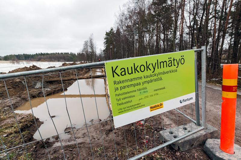 Kaukokylmää kesähelteille - Kuva: Jukka Ranta