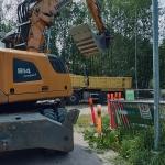 Kaukolämpö/-kylmätyö - Kuva: Jukka Ranta