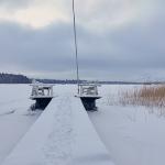 Pirisaari ja laituri 29 - Kuva: Jukka Ranta