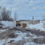 Lumen varastointia - Kuva: Jukka Ranta