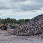 Tässä oli Hannuksen viljelypalstat - Kuva: Jukka Ranta
