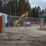 Länsimetro ja Kaitaan työtunneli - Kuva: Jukka Ranta