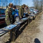 Lintualtaamme näyttely palasi Suomenojalle - Kuva: Jukka Ranta