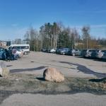 Parkkipaikalla jo ruuhkaa, Jukka Ranta