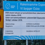 Katutyöt alkavat - Kuva: Jukka Ranta