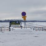 Sataman talvea - Kuva: Jukka Ranta