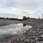 Djupsundsbäcken Hannuspellossa - Kuva: Jukka Ranta