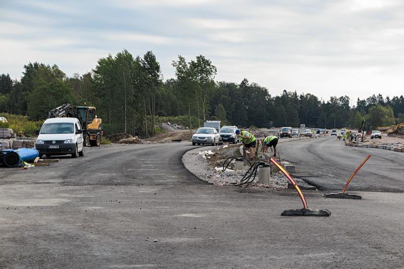 Hannusbaana syntyy - Kuva: Jukka Ranta