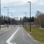 Uusi Kaitaantie - Kuva: Jukka Ranta