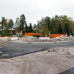 Tiistilän uusi ympyrä - Kuva: Jukka Ranta