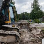 Hyljeluodontie - Kuva: Jukka Ranta