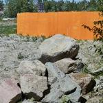 Muutama kivikasa muistona - Kuva: Jukka Ranta