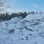 Täyttömäen myllerrystä - Kuva: Jukka Ranta
