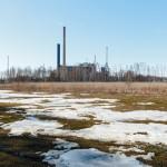 Viikon aikana jää haihtui tulvaniityltä - Kuva: Jukka Ranta