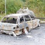 Palaneen auton raato - Kuva: Tommi Heinonen