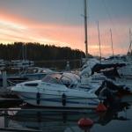Venesataman aamu - Kuva: Tommi Heinonen