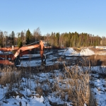 Maansiirtoa - Kuva: Tommi Heinonen