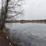 Maisema lumisateen jälkeisenä päivänä - Kuva: Tommi Heinonen