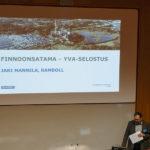 Finnoonsataman YVA-raportin asukastilaisuus