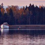 Nuottalahden aamua - Kuva Jukka Ranta