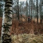 Nuolukiven asennusta - Kuva: Krista Ylinen