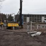 Luja Koti Oy aloittaa rakentamisen - Kuva Tommi Heinonen