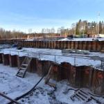 Metrokeskusta rakennetaan - Kuva: Tommi Heinonen