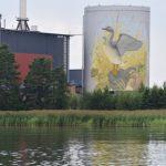 Finnoonsilta, puiden kaatoa ja muraali – Muutosraportti 8/2020