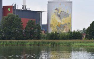 Muraali merelta-Tommi Heinonen