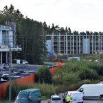 Näkymä Länsimetron työmaalle - Kuva Tommi Heinonen