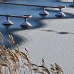Satama jäätyy - Kuva Tommi Heinonen