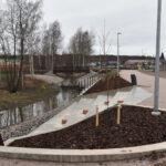 Valmis Djupsundsbacken-ranta - Kuva Tommi Heinonen