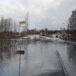 Meritie tulvii - Kuva: Tommi Heinonen