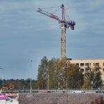 Talonrakennusta - Kuva Jukka Ranta