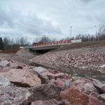 Metroa, teitä ja siltoja – Iivisniemestä Tiistilään, muutoksen seuranta – Viikko 16/15