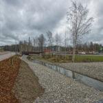 Djupsundsbäckenin rantapromenadi - Kuva Jukka Ranta